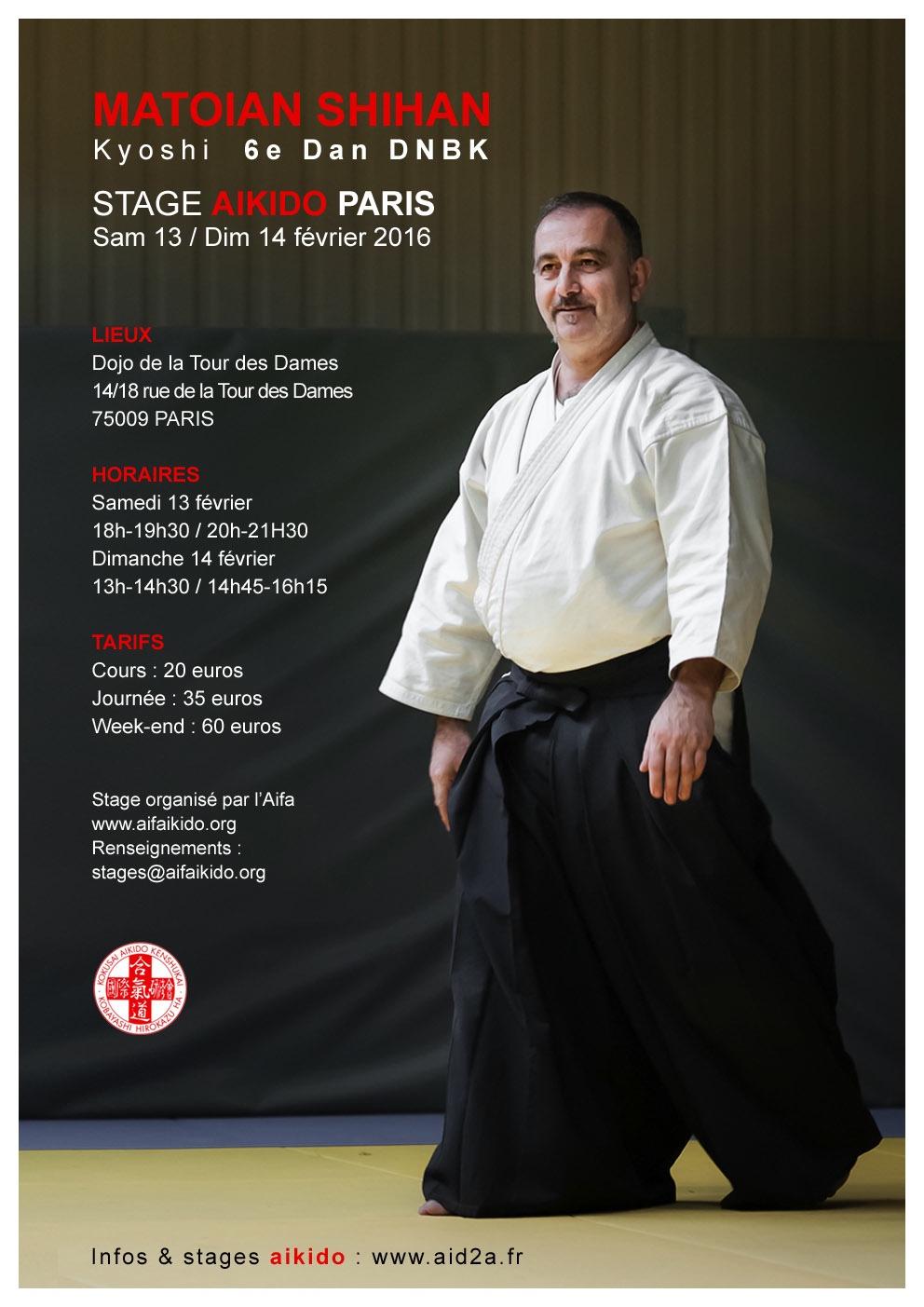 club aikido paris 9